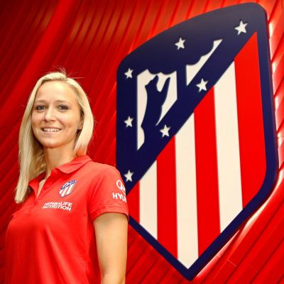 Turid Knaak to switch to Atlético Madrid