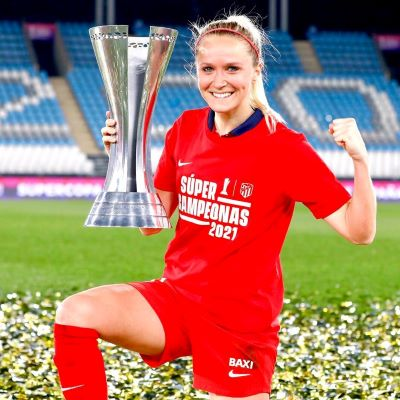 Turid Knaak to win Supercup with Atlético