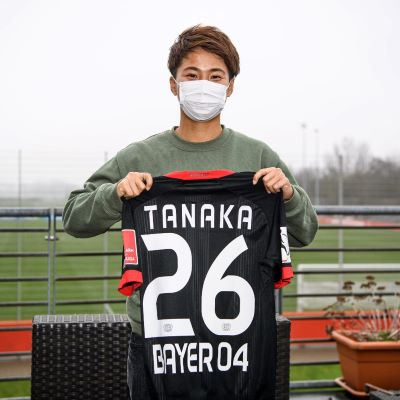 Mina Tanaka to strike for Bayer 04