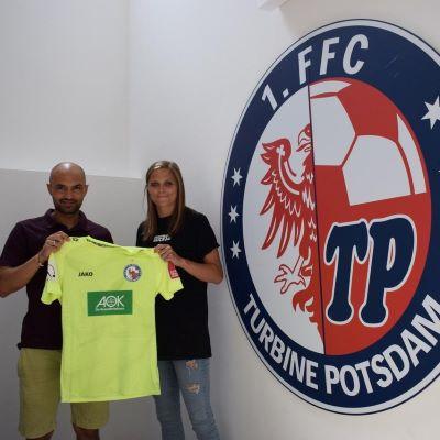 Wellmann to join Turbine Potsdam