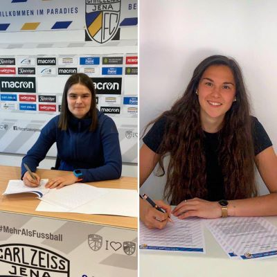 Wende and Walter to join FC Carl Zeiss Jena